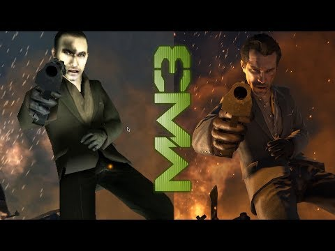 [Modern Warfare 3 на Nintendo Wii] НИ СЛОВА ПРО ГРАФОН