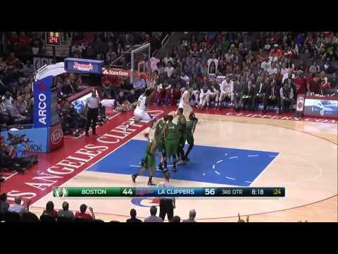 Boston Celtics vs Los Angeles Clippers 1.19.2015   Recap
