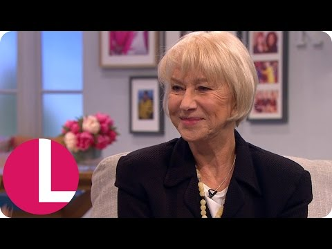 Dame Helen Mirren Is Playing The Queen Once Again | Lorraine