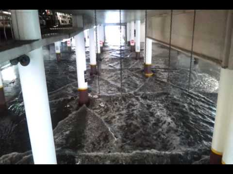 Flooding at Quad hotel in Vegas