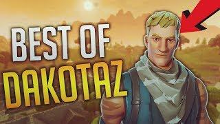 BEST OF DAKOTAZ - THE FORTNITE BATTLE ROYALE GOD