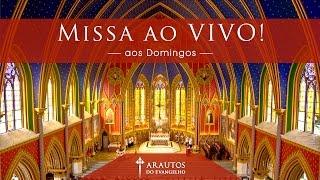 Santa Missa Ao Vivo 03/05/2015