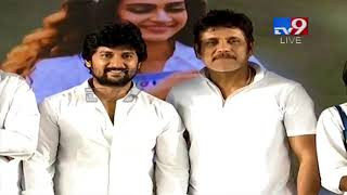 Producer Ashwini Dutt praises  Devadas wirter at Success Press Meet