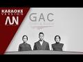 Gamaliel Audrey Cantika - Galih & Ratna | Karaoke Version by AJN Creative Studio