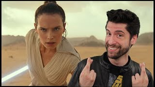 Star Wars: Episode IX - Teaser Trailer (My Thoughts)