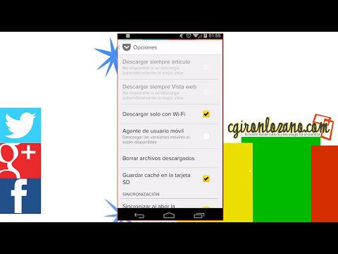 Pocket, una aplicación para no perderte nada en la red