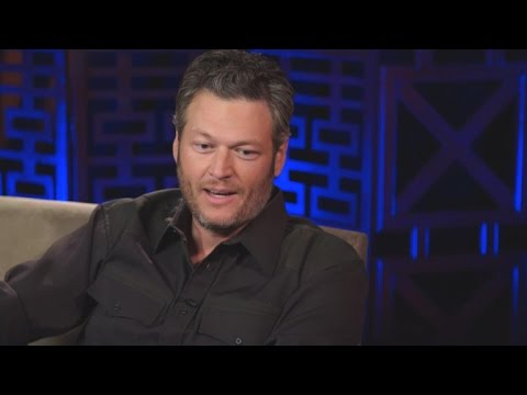 Blake Shelton Says Gwen Stefani 'Saved His Life'