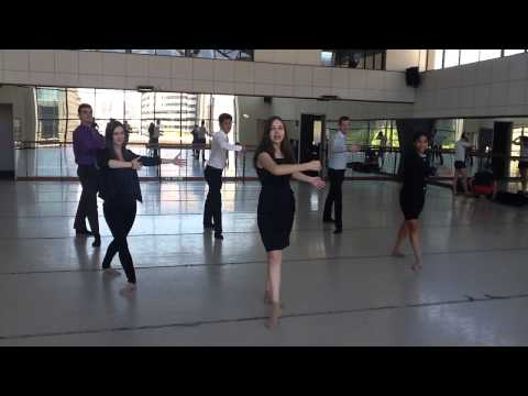 Harvard Business School challenges the Lions Rugby Team to the Joburg Ballet Pirouette Challenge