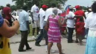 Palm Bay City Hall Haitian Flag Day