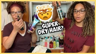 Product Stash Chats | WHY IS OUR HAIR SO DRY!?