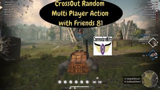 CrossOut Random Multi Player Action with Friends 81