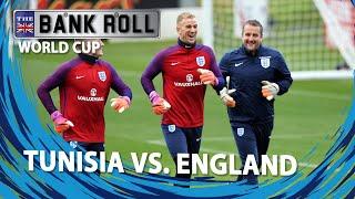 Tunisia vs England | World Cup 2018 | Match Predictions