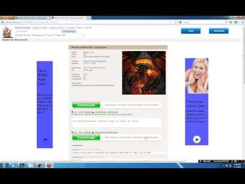 How to play Molten-Wow private server tutorial 01/07/13