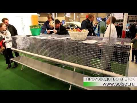 Меховая выставка в Дании часть 1