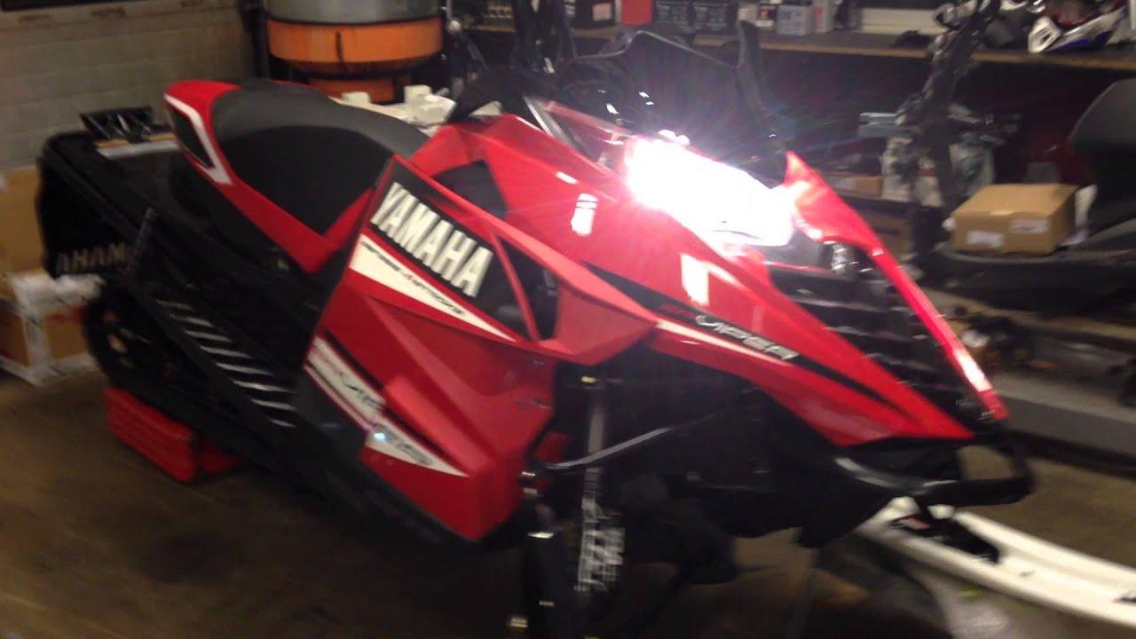 Yamaha Viper Turbo Horsepower