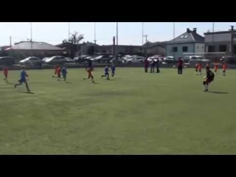 Mladší přípravka U9 se v Žilině bavila fotbalem