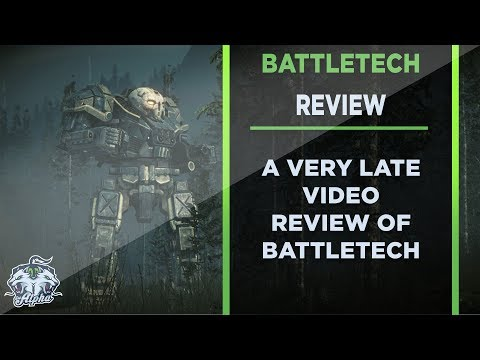 A Very Late Review Of Battletech By Harebrained Schemes