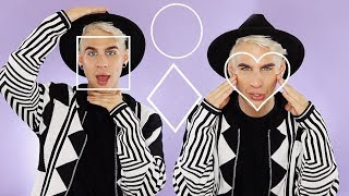 HOW TO PICK THE CORRECT HAIRCUT FOR YOUR FACE SHAPE! | bradmondo