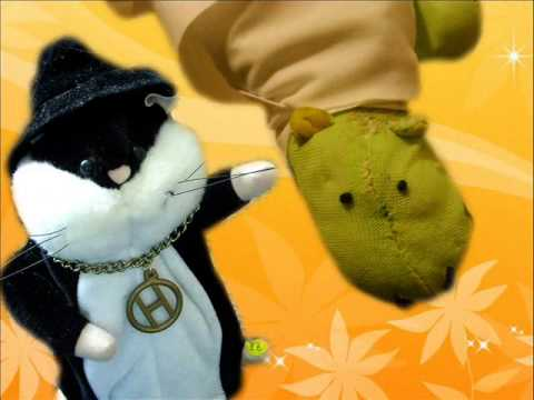 Dancing Hamster - Mini Hamster - Two Bits (50 Cent) - In Da Club (re-upload) video