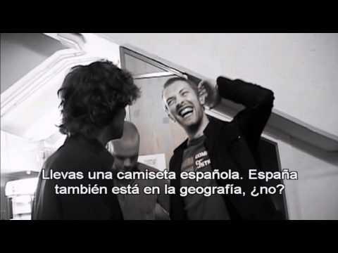 Guy Berryman - Profesor de Geografía (Según Chris)