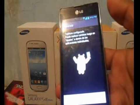 Desbloquear LG L5x - L3x - L7x