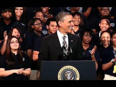 President Obama Speaks on Strengthening the Economy for the Middle Class