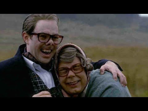 Tubbs and Edward, police - The League of Gentlemen - BBC comedy