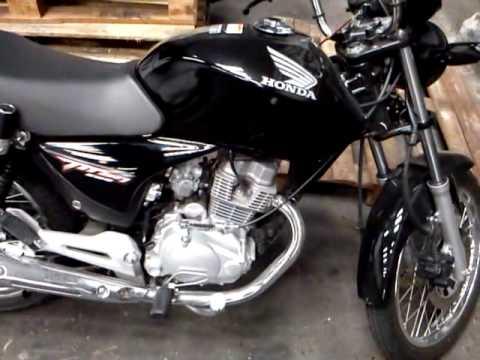 Honda CG 150 esd titán.