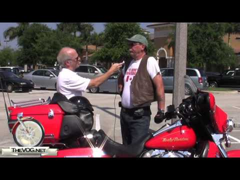 Harley-Davidson Ultra Classic Rider Review - BobbyG