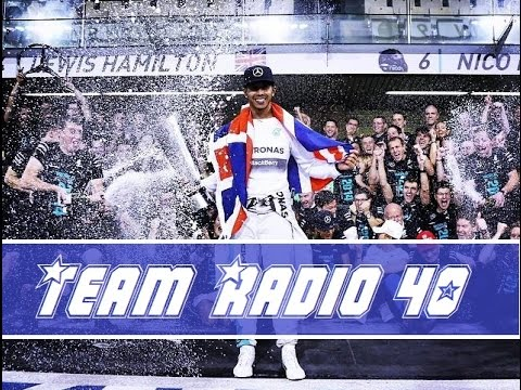 TEAM RADIO - Puntata 40 (GP Abu Dhabi 2014)