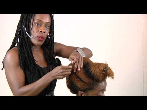 Part 4 of Easy. Breezy Natural Styles by Design Essentials Natural