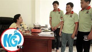 [Phim Hài Tết 2016] Điệp Vụ Săn Tiền - Về Quê Ăn Tết Tập 1 | NgốTV