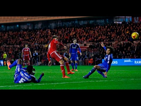 HIGHLIGHTS | Boro v Cardiff City from the East Stand