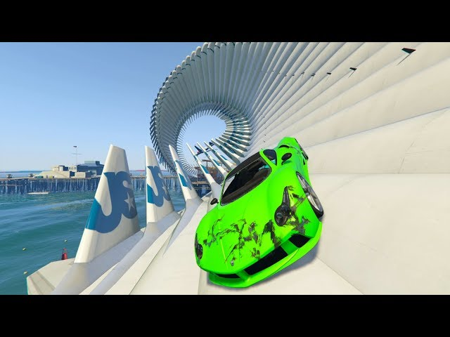 WHAT IS THIS?! THAT MADNESS !!! - CARTA GTA V ONLINE - GTA 5 ONLINE