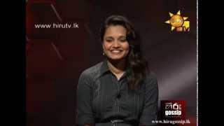 Bimal Jayakody Has Forgotten My Eyes AsWell As My Birthday - Sujani Menaka - Hiru Gossip