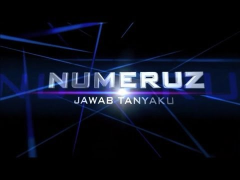 Lagu Terbaru Indonesia 2014 | Numeruz - Jawab Tanyaku | Official Video Lyrics