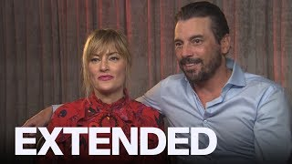 Madchen Amick And Skeet Ulrich Debunk 'Riverdale' Fan Theories | EXTENDED