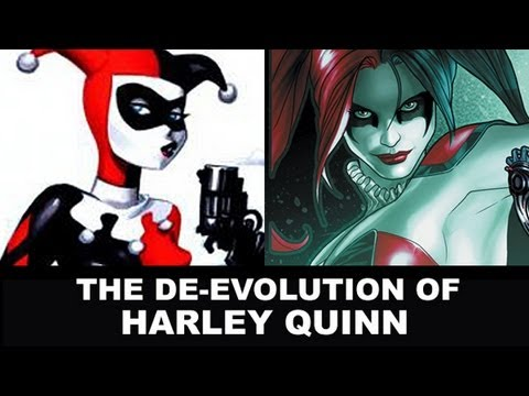 The Hunt For Harley Quinn: Batman The Animated Series Vs The New 52! video