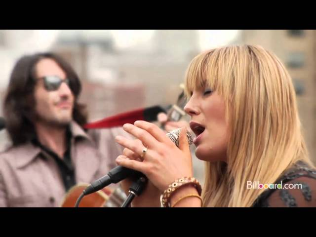 """Grace Potter and The Nocturnals - """"White Rabbit"""" LIVE"""