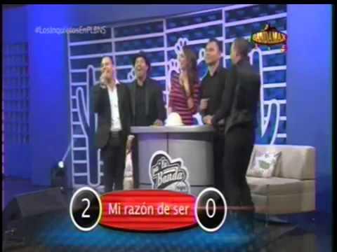 Los Inquietos Del Norte Pa La Banda Night Show en BandaMax Parte 2
