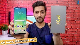 Realme 3 Pro - Unboxing & Hands On ! With 64MP Shot | Better Than Redmi Note 7 Pro??