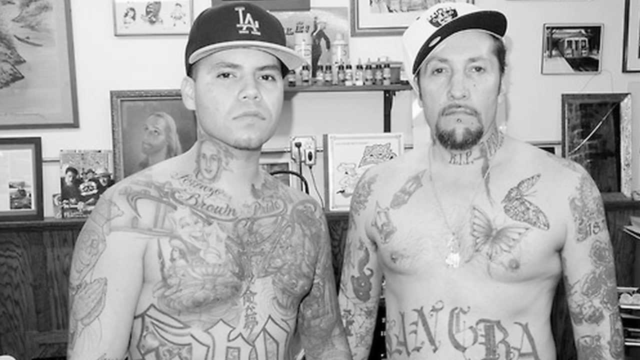 Oliver Peck American Traditional Tattoo a look at American Tattoos