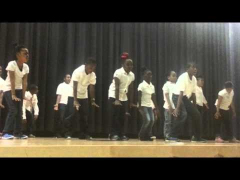 Gate City Heritage School Motown 2014