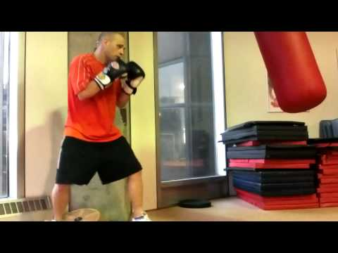 Boxing Footwork - In and Out Footwork like Marquez, Pacquiao, and Sven Ottke Image 1