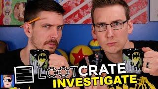 Loot Crate Unboxing | INVESTIGATE