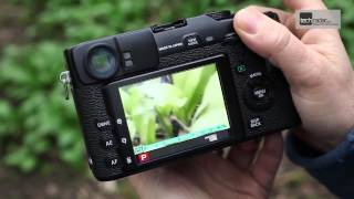 Fujifilm X Pro 1 Bright Video