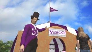 Quién se animará a comprar Yahoo? (Animación taiwanesa de NMAtv)