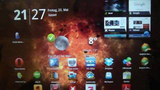 ACER ICONIA TAB A500 TEST GERMAN