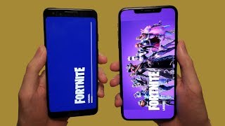 Google Pixel 3 vs iPhone XS Max Speed Test, Cameras & Speakers!