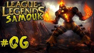 League of Legends, Samouk #06 - Brand, The Burning Vengeance